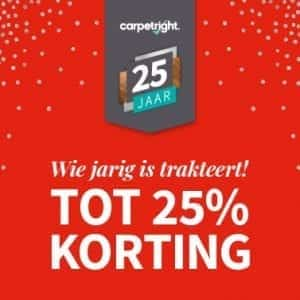 Carpetright trakteert!
